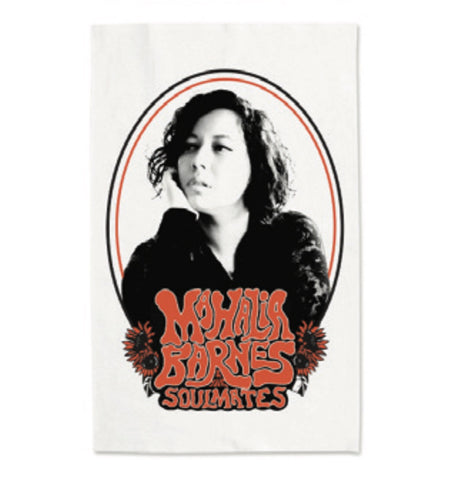 Mahalia Barnes Tea Towel