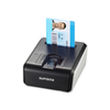 Single finger scanner Suprema BioMini Combo - With Card