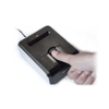 Single finger scanner Suprema BioMini Combo - In Action
