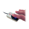 Single finger scanner U.are.U 4500 - In Action