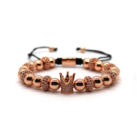 Eros Adjustable Bracelet - Ouro Goods