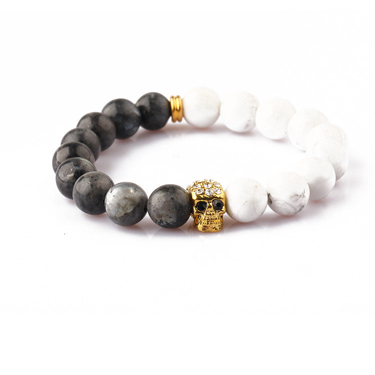 Musca Beaded Bracelet - Ouro Goods