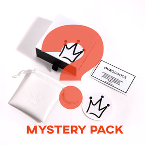 Platinum Mystery Pack - Ouro Goods