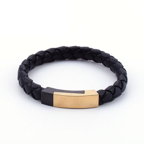 Octans Braided Bracelet - Ouro Goods