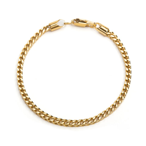 Pavo Franco Chain - Ouro Goods