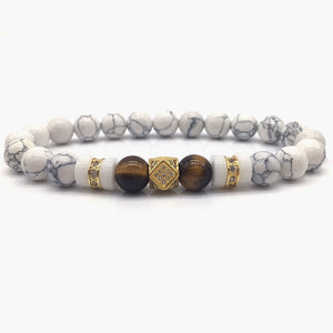 Sia Beaded Bracelet - Ouro Goods