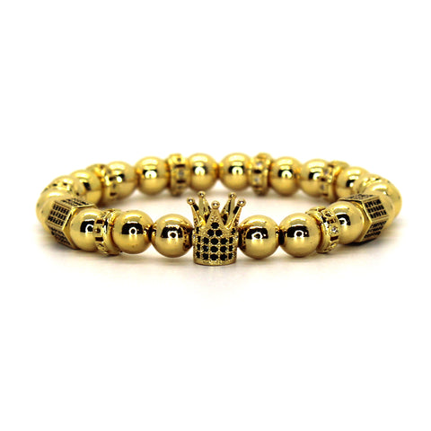 Ursa Beaded Bracelet - Ouro Goods