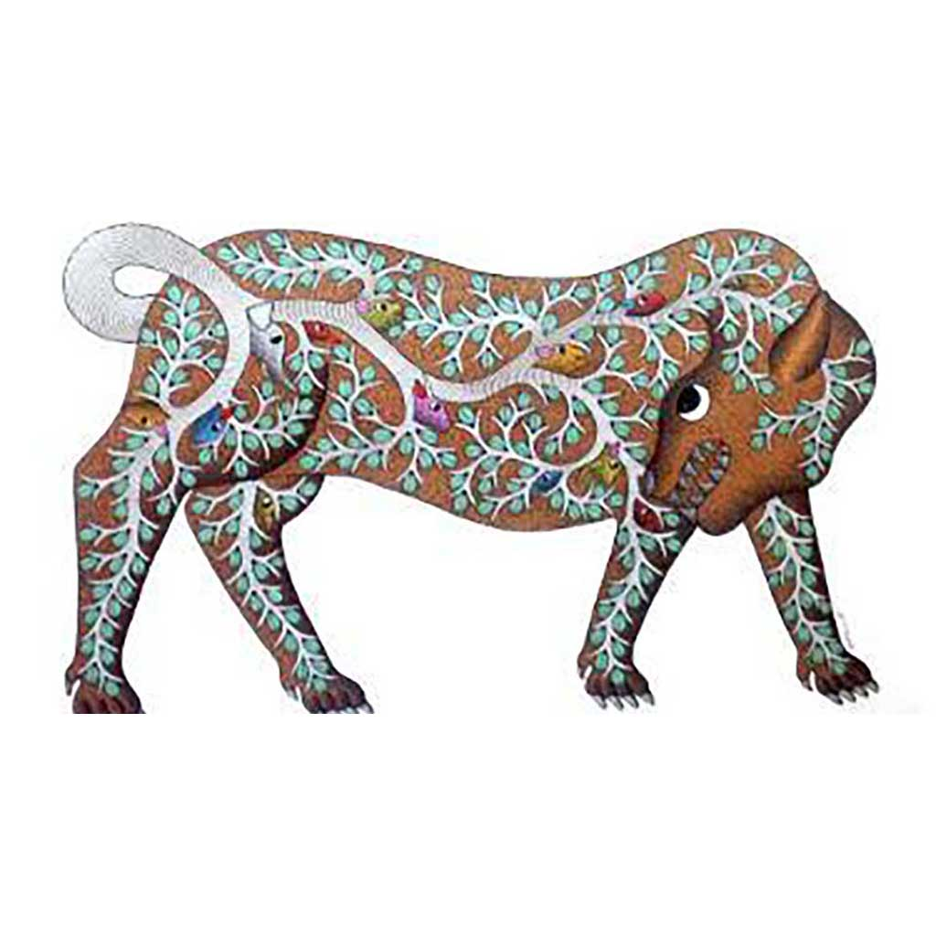 5 places to buy an original Gond painting