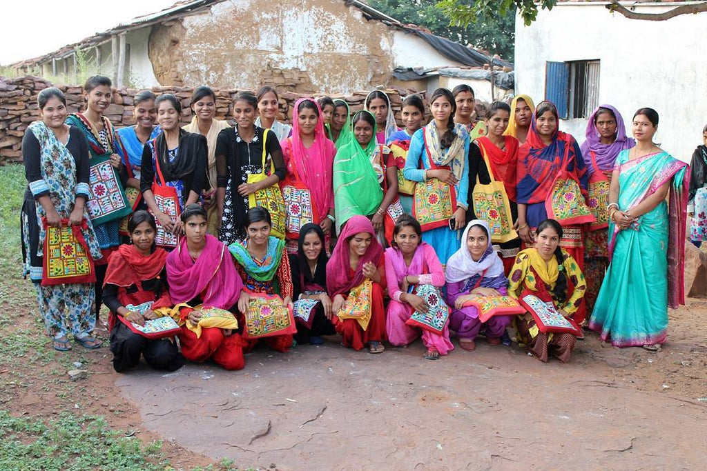 All women artisans of Ahambhumika