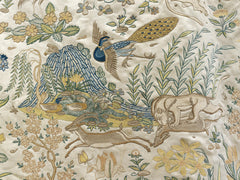 Example of embroidery during Mughal Era in India