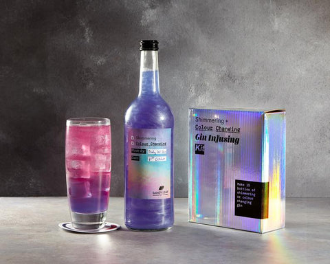 Shimmering Colour Changing Gin Kit