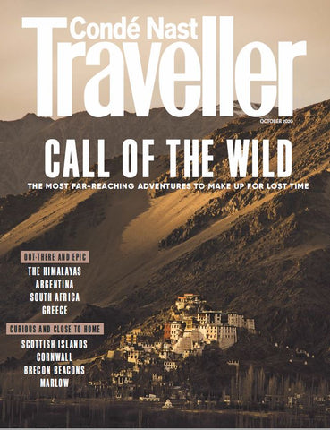 As seen in Conde Nast Traveller