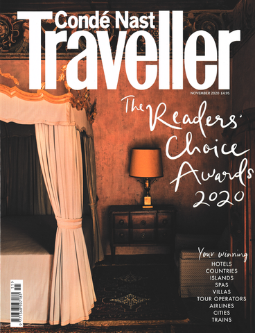 Conde Nast Traveller Nov 2020
