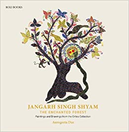 Jangarh Singh Shyam - Enchanted Forest book cover. Image credit: Amazon