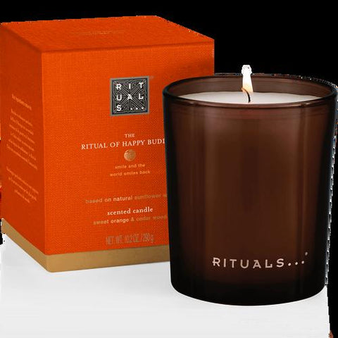 Rituals Happy Buddha Scented Candle