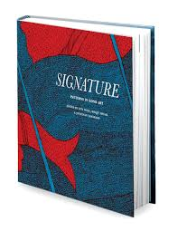 Signature: Patterns in Gond Art book cover. Image credit: caravan.in