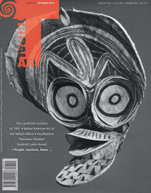 Tribal Art Magazine Subscription