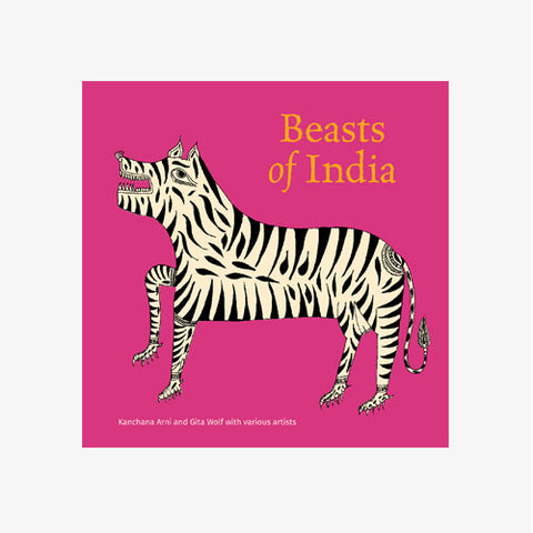 Beasts of India book cover