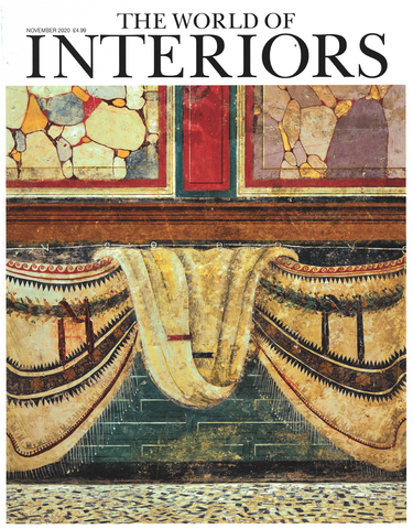 World of Interiors Nov 2020
