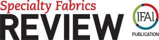 Featured in Specialty Fabrics Review