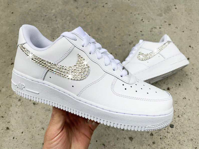 Nike Womens Air Force Crystal Ivy | Handcrafted to perfection