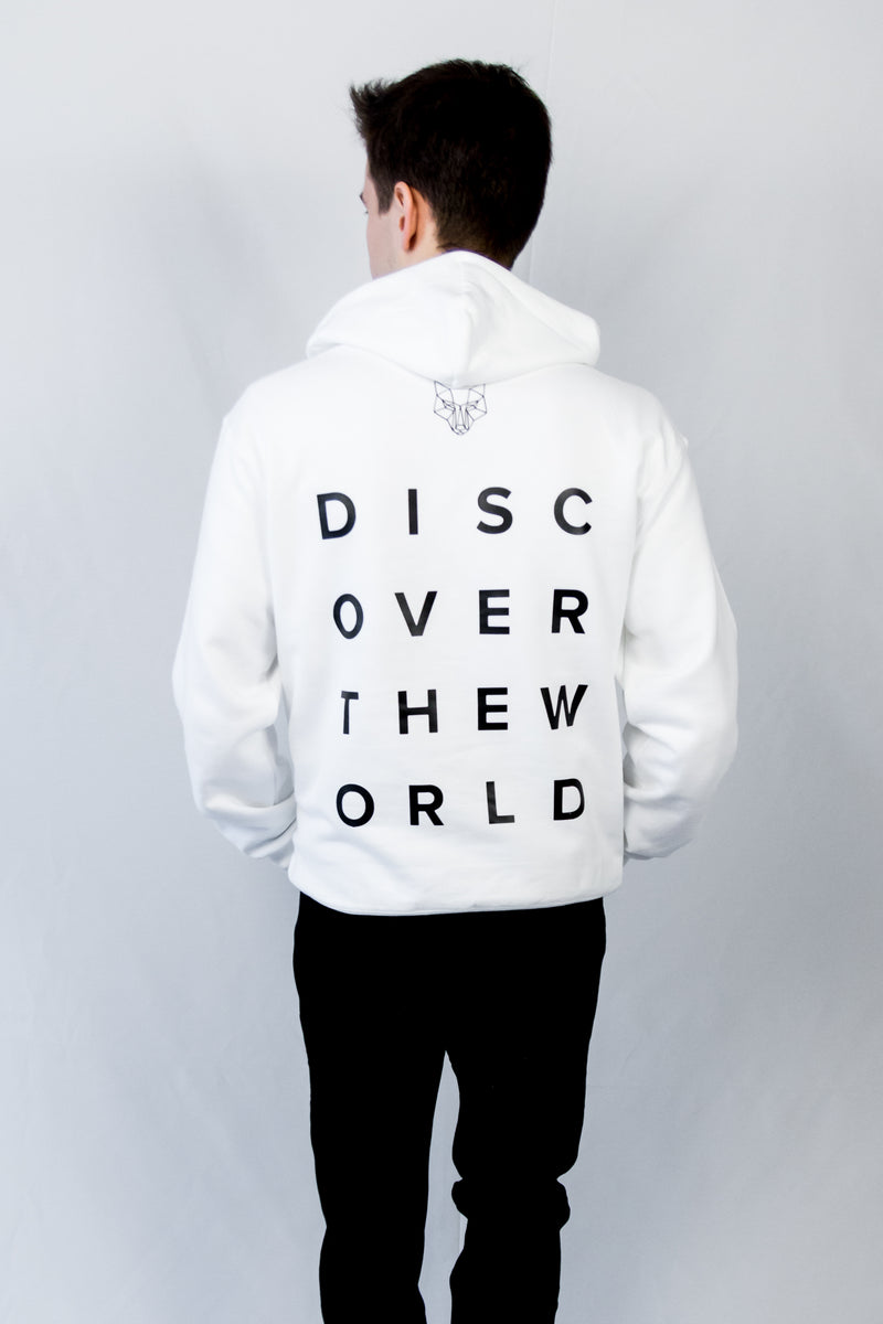 Discover The World Travel Edition Hoodie