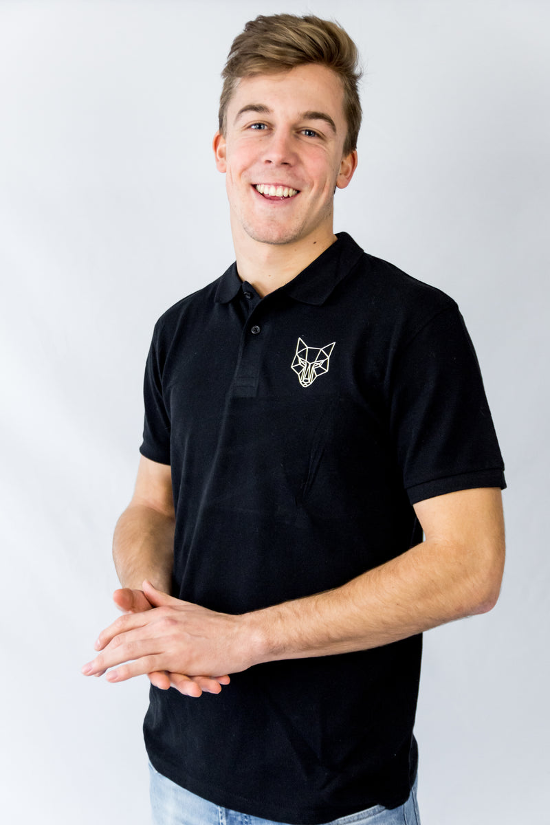 Young Value's Classic Polo Black
