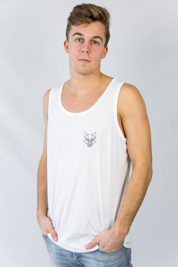 Classic Tank Top White