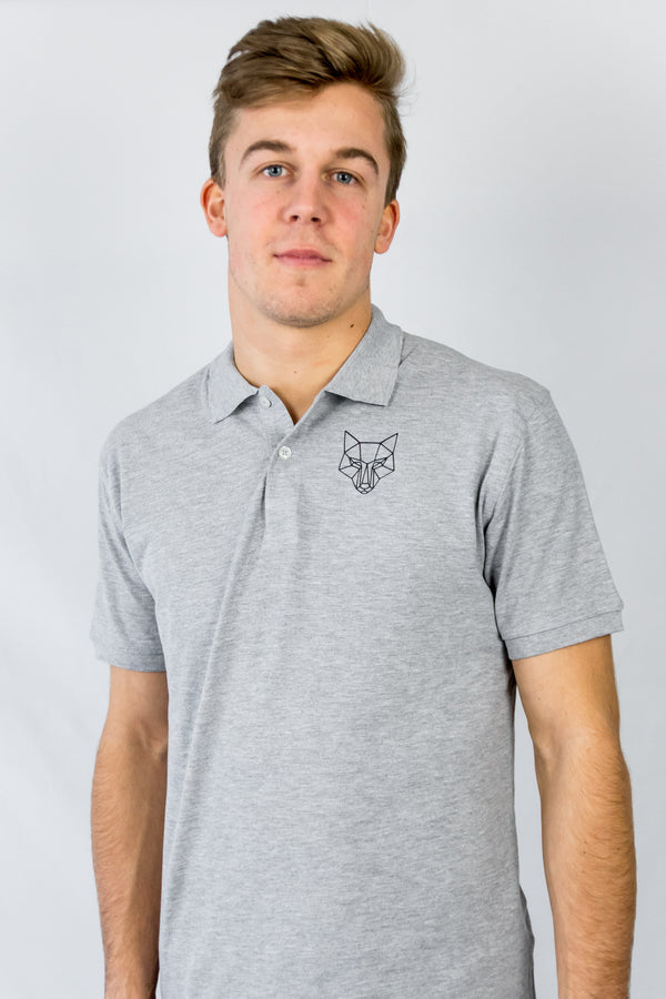 Young Value's Classic Polo Grey