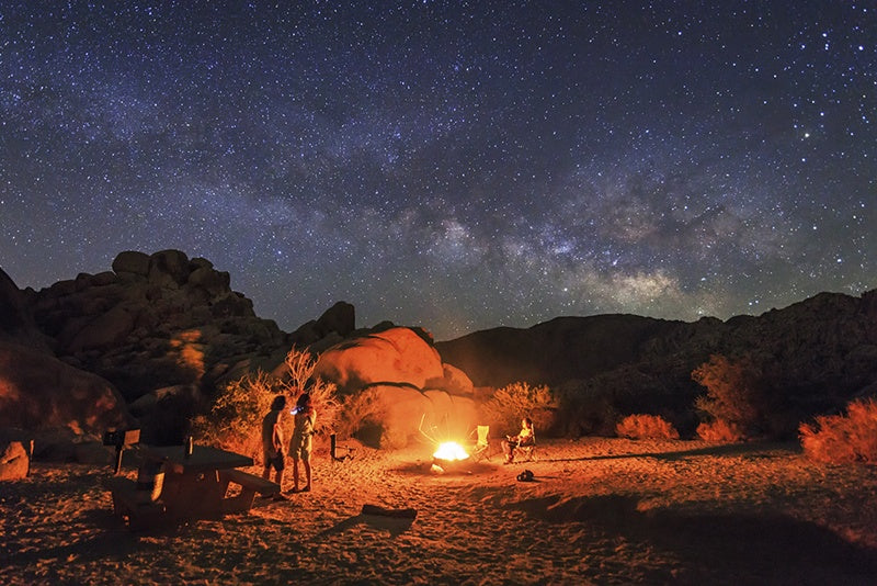 The 5 Best Camping Spots In The USA To Visit For Star Gazing