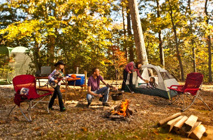 5 Fun Fall Camping Activities For The Whole Family