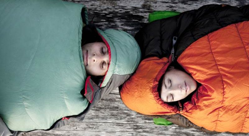 5 Fool-Proof Sleeping Tips For Campers