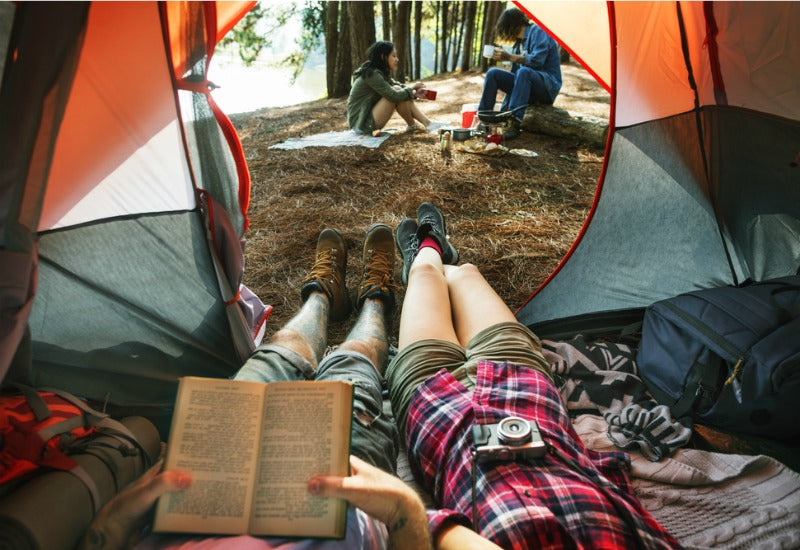 10 Awesome Ways To Make Your Campsite Feel Like Home