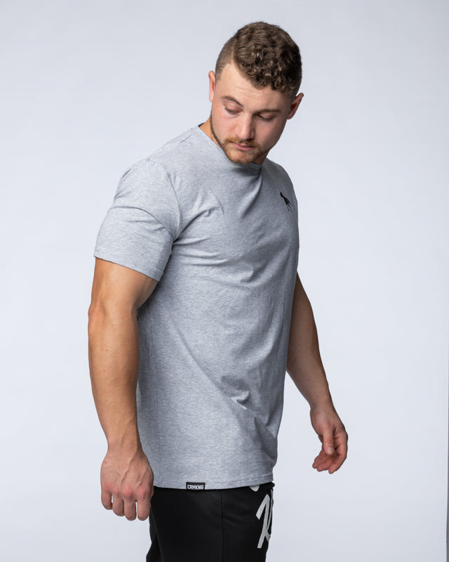 CRMKNG Custom Fit Tee - Grey
