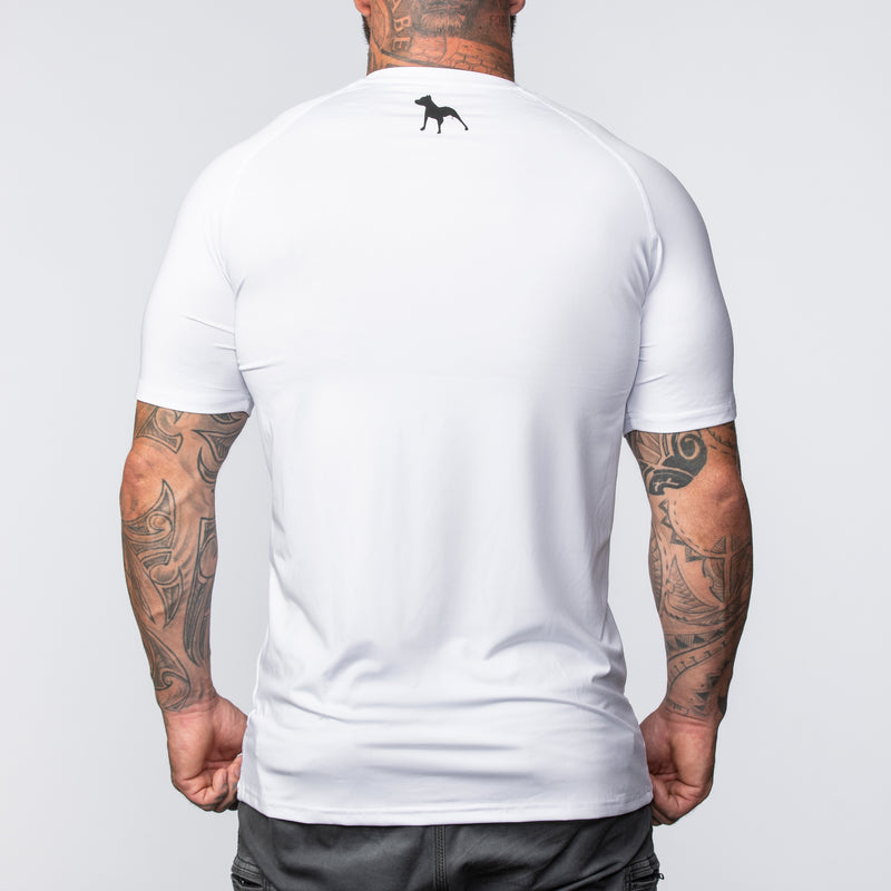 1 Million Strong Dri Fit - White