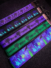 Load image into Gallery viewer, Haunted Mansion Wrist Lanyard