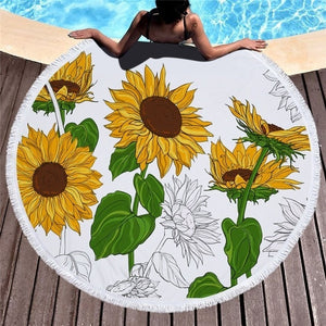 Serviette Piscine