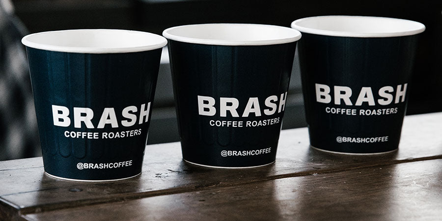 BRASH Coffe Cups