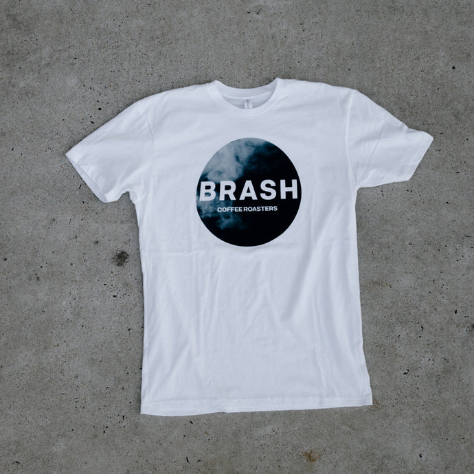 BRASH Circle Logo Tee
