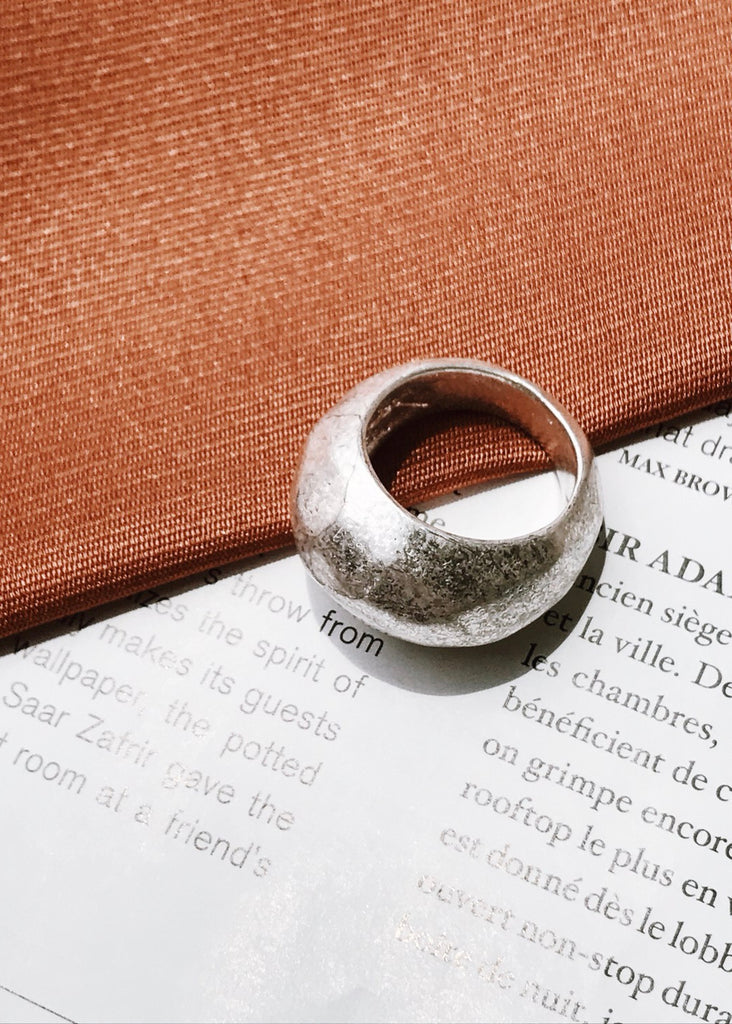 Swelling design ring