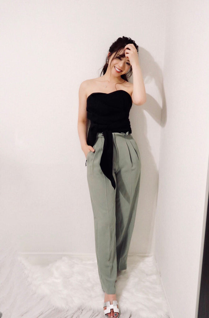 Center press pants[SH-123]