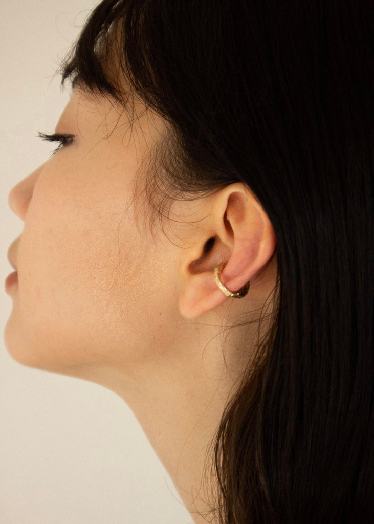 Distorted ear cuff [SH-A68]