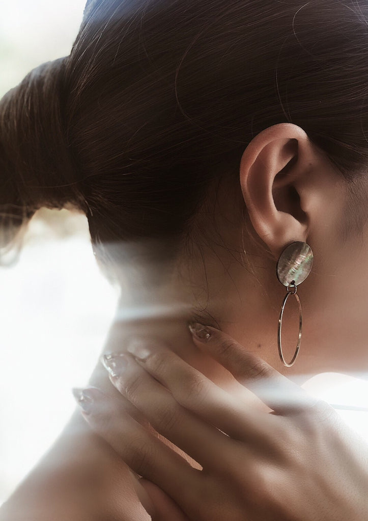 Shell hoop pierce [SH-A46]