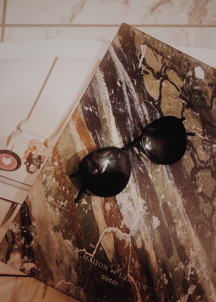 Black color sunglasses [SH-152]
