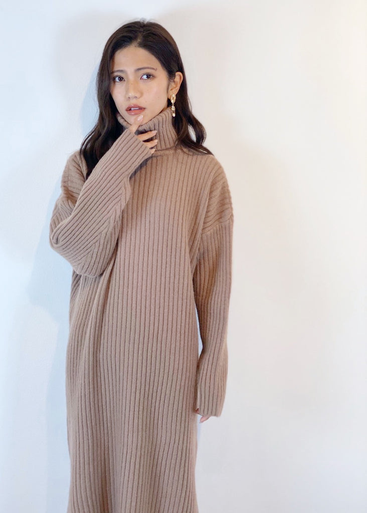 Turtle knit one piece [SH-232]