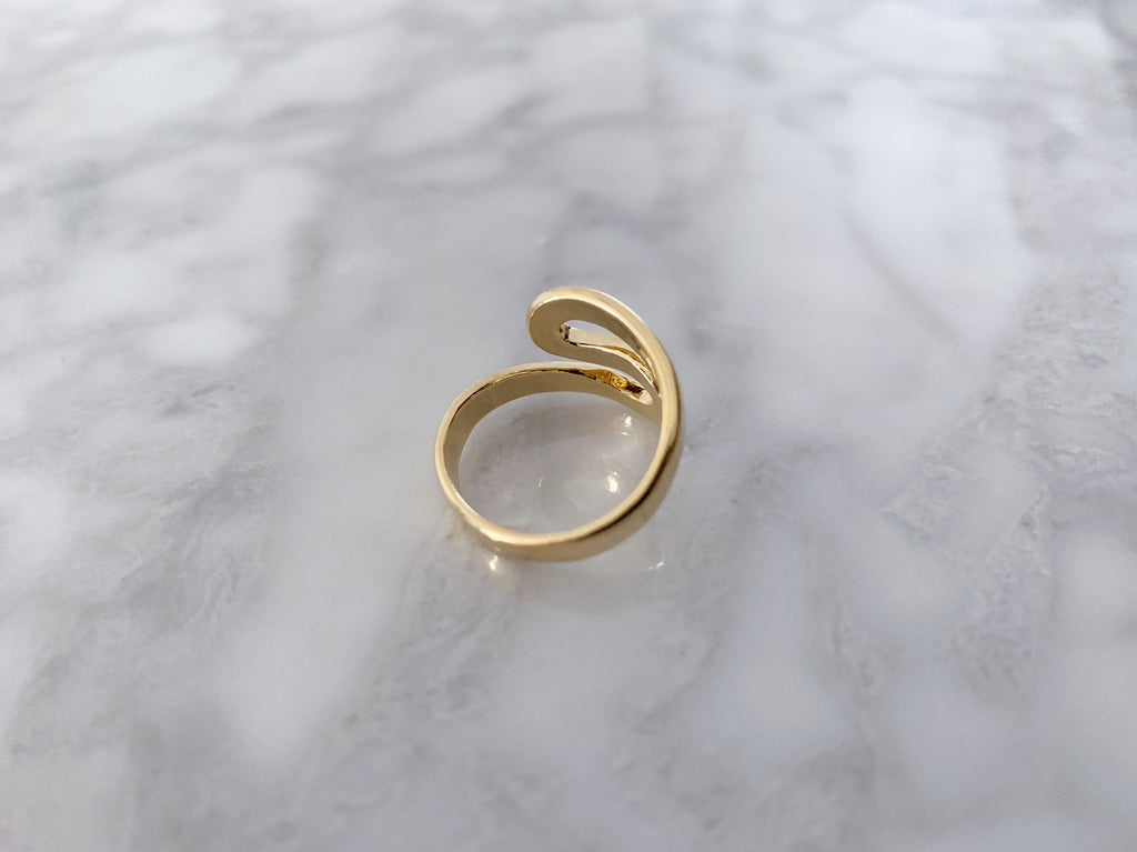 Curve ring [SH-A101]