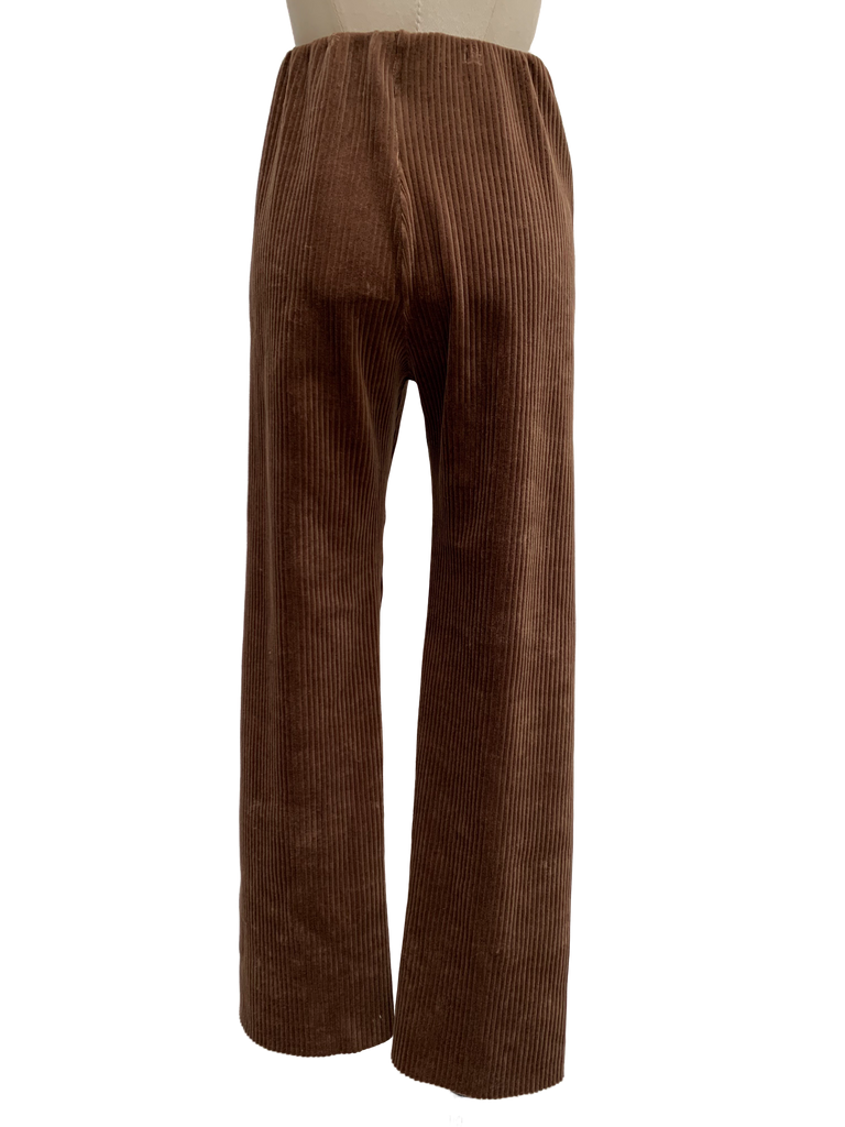 Corduroy Straight pants