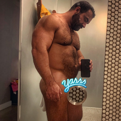 Mike Mazz Muscle Daddy