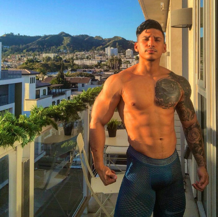 Hot sexy muscular latin latino man hombre hung best list onlyfans