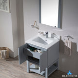 "Monaco 24"" Vanity Set with Mirror"
